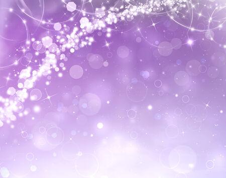elegant glittery festive abstract background Stock Photo