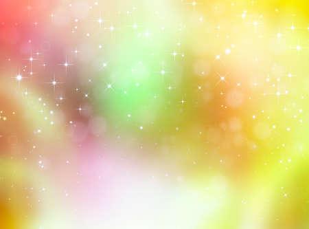 glittery: Glittery beautiful bokeh background