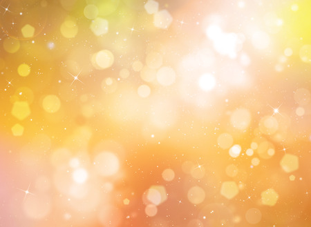 celebrate: Glittery beautiful bokeh background with stars