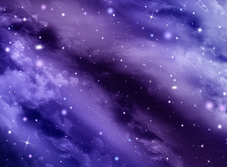 beautiful background, nightly sky photo