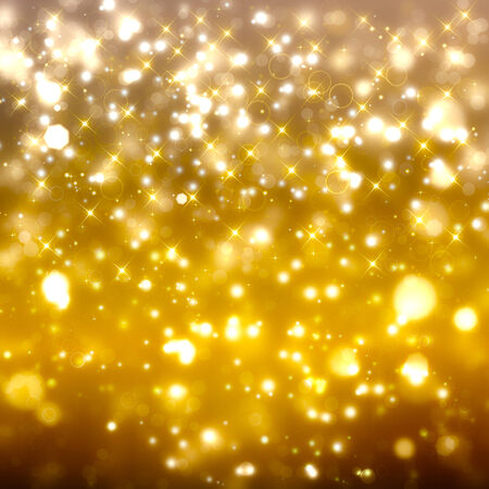 glittery: Glittery golden festive background