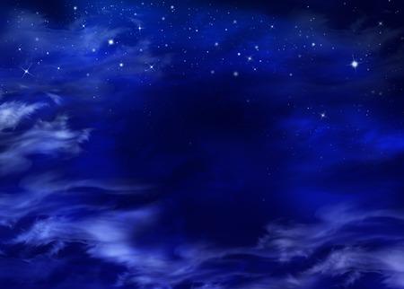 nightly: nightly sky