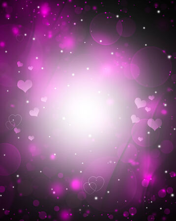 abstract valentines background photo