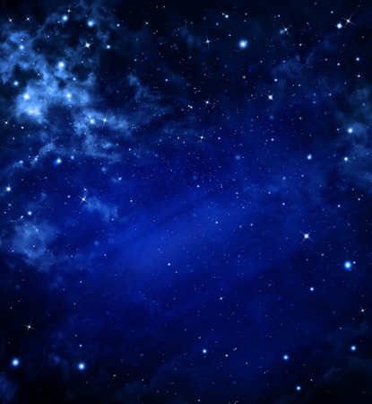 starlit: beautiful starry sky, space background