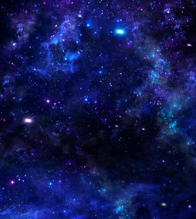 cielo estrellado: estrellado cielo nocturno