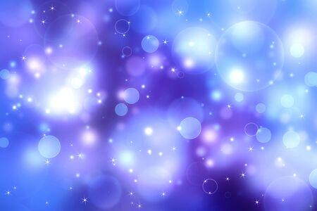 generated: Glittery beautiful bokeh background