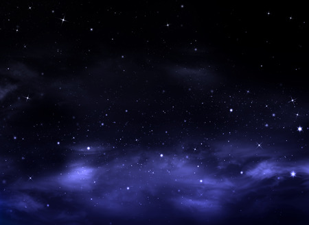 sky night star: night sky, background