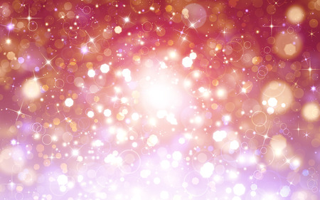 Glittery abstract background Stock Photo