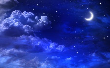 nightly: beautiful background, nightly sky