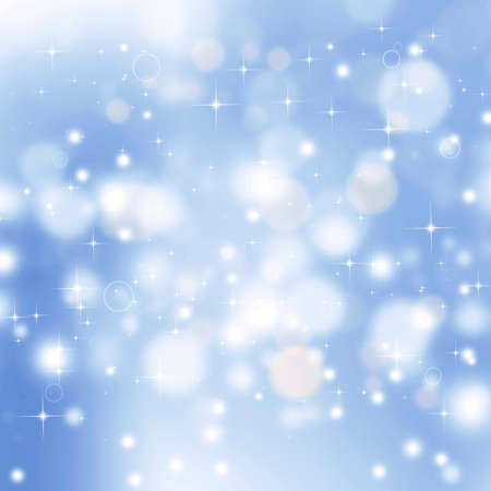 starry: beautiful starry Christmas background