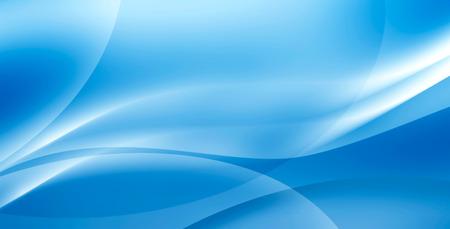 modrý: abstraktní modré vlny pozadí
