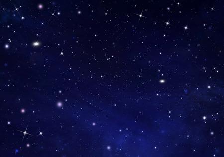 himmel hintergrund: Hintergrund des Nachthimmels