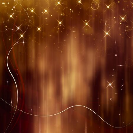 glittery: Glittery golden background