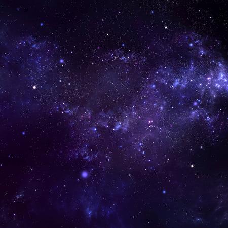 별이 빛나는 밤 하늘