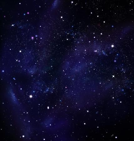 Spazio profondo, cielo stellato Archivio Fotografico - 47014841