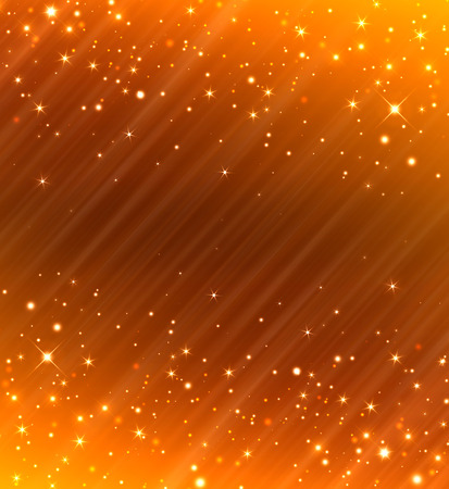 glittery: Glittery golden festive background