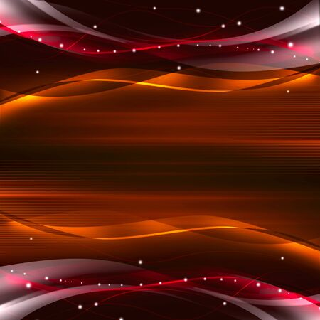 waves abstract: elegant abstract background with waves