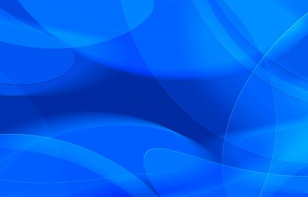 abstract waves background: abstract blue digital background Stock Photo