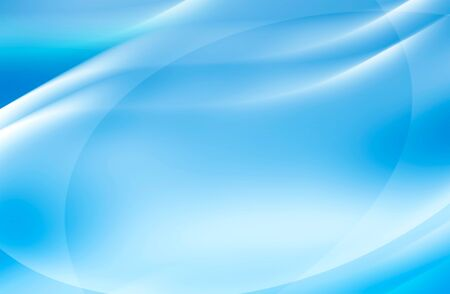 abstract waves: abstract blue waves background Stock Photo