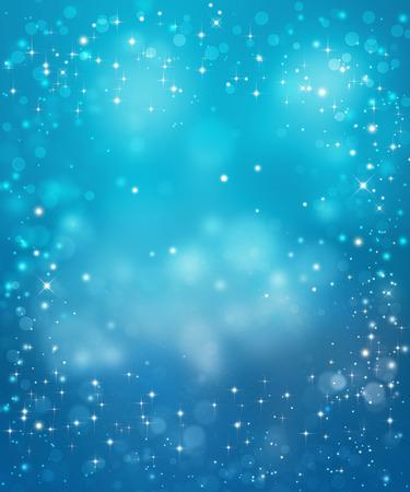 beautiful blue festive background