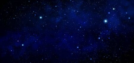 background of the night sky with stars Stok Fotoğraf - 131009526