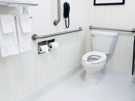 障害者用設備バスルーム グラブバー、トイレ