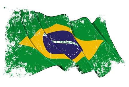 bitmap: Brazil flag