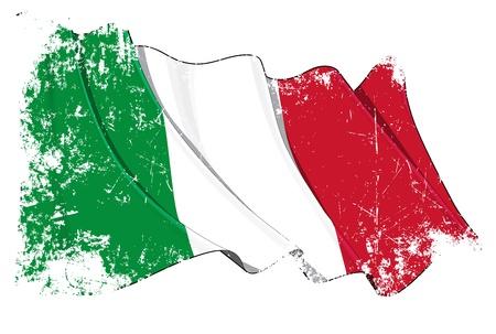 italy flag: Italy flag