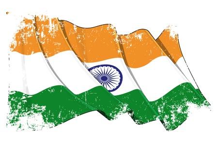 ashok: India flag
