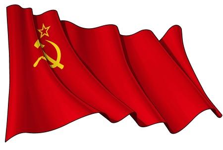 ソビエト連邦の旗