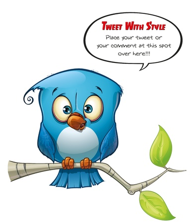 sincere: Tweeter Blue Bird Open