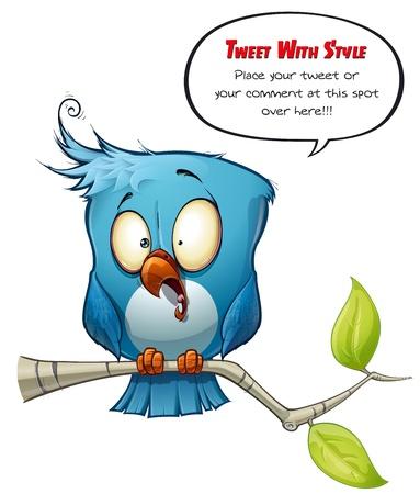 Blue Bird ausgeflippt