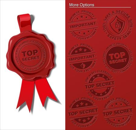 impress: Wax Shield - Top Secret e importanti