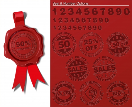 Wax Shield - Sales, Discount and Tax Free Shopping Vector