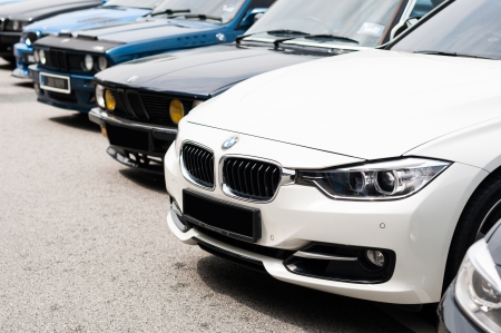 BMW at Bimmer Fest Malysia 2013