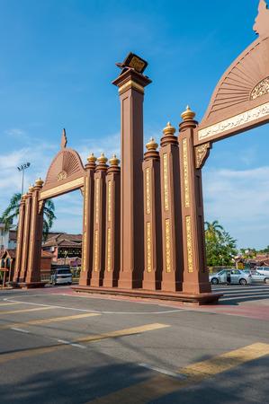Pintu Gerbang atau MercuTanda Negeri Kelantan