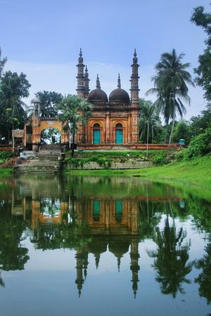 Tetulia Jame Masjid at Tala. Satkhira, Bangladesh.