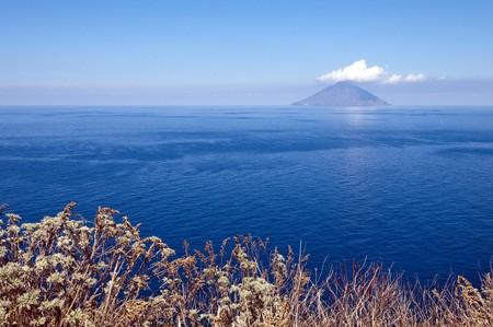 active volcano: Active volcano, Stromboli, aeolian islands