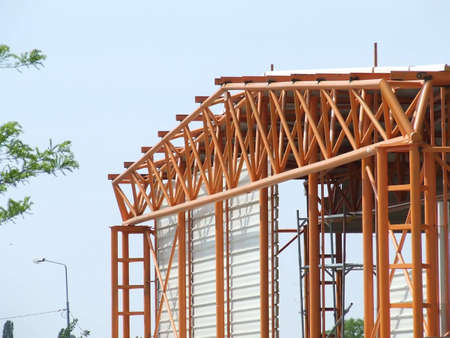 scaffold structure