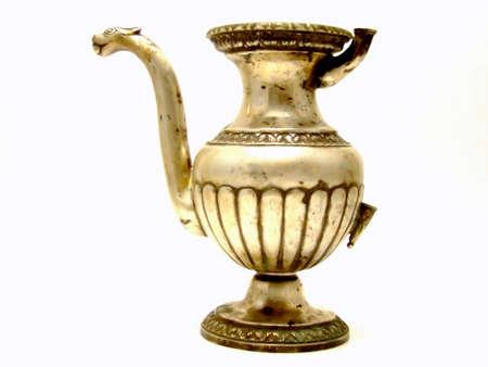 antiken Wasserkocher