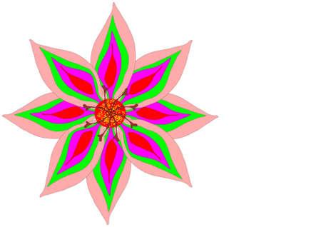 flower Stock Vector - 1103676