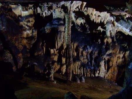 Grotte Lizenzfreie Bilder