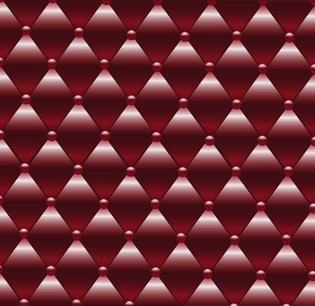 chester: Leather Upholstery Background for wall-paper, the sites, design.  Vector
