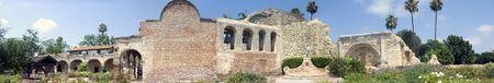 juan: A panorama of Mission San Juan Capistrano