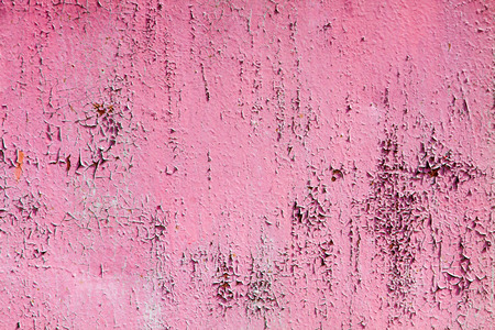 old vintage pink iron metal horizontal background photo