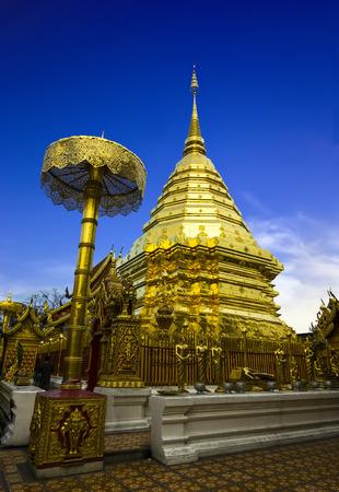 chiangrai: Phrathat Doi Tung Temple in Chiangrai