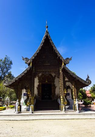 chaimongkol: Wat Phra That Doi Wiang Chaimongkol in Chiangmai, Thailand