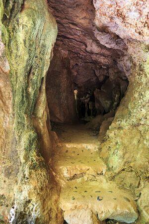 phra nang: Phra Nang Cave  on Railay island, Krabi, Thailand