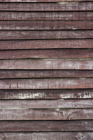 Wood paint wall brown pattern Stock Photo