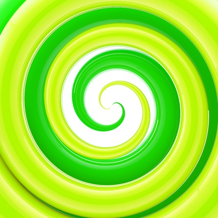 whorl: Glossy twirl, whorl as an abstract background Stock Photo